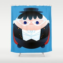 Too Much Candy Series - Tuxedo Mask Shower Curtain