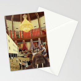 On Campus Accommodation Stationery Cards