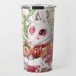 Rabbit Hole Travel Mug