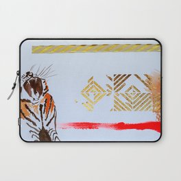 Year of the Tiger Laptop Sleeve