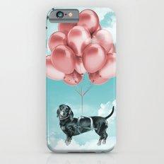 Dachshund Drift iPhone 6s Slim Case