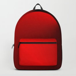Leader - Red and Black Backpack