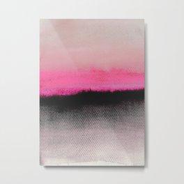 Double Horizon Metal Print