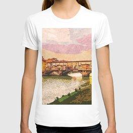 Florence, Ponte Vecchio T-shirt