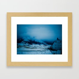 MoodyBlues Framed Art Print