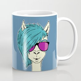 LLAMAZING llama Coffee Mug