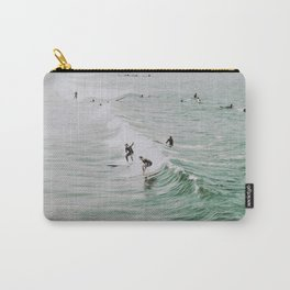 lets surf iv / venice beach, california Carry-All Pouch