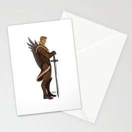 DA crew Alistair Stationery Cards