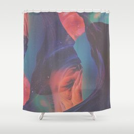 FOUR RIVERS Shower Curtain