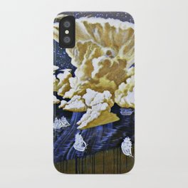 """""""Cold Front"""" iPhone Case"""