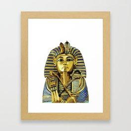 Yung Pharaoh Framed Art Print