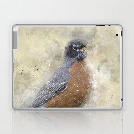 Rusty Robin Laptop & iPad Skin