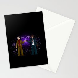 Ode to The Cosmos Stationery Cards
