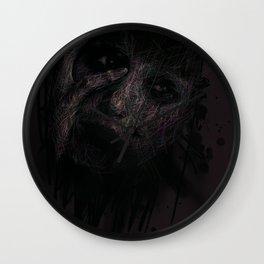 Darkness Wall Clock