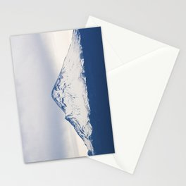 Volcano, volcan Stationery Cards