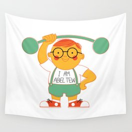 Abel Tew Year 01 Wall Tapestry