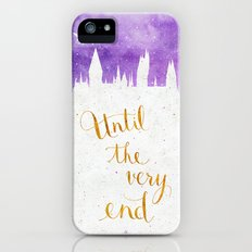 Until the very end iPhone (5, 5s) Slim Case