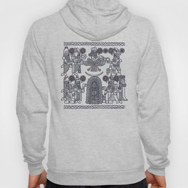The Seven Fish Demigods of Eridu Hoody