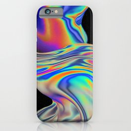 VISION OF DIVISION iPhone Case