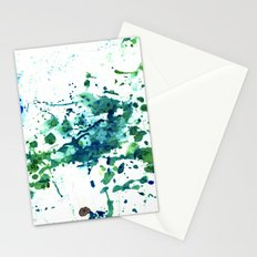 fish ink Stationery Cards