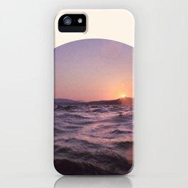 Turkish Sunset iPhone Case