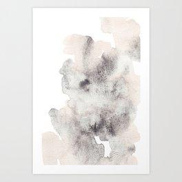 Too Good - Abstract Watercolor Art Art Print