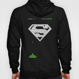 Super Invader Hoody