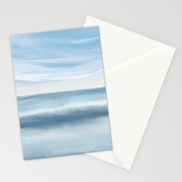 New Horizons Quiet Stationery Cards