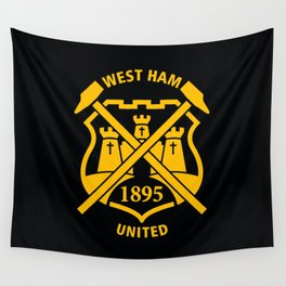 West Ham United F.C. Wall Tapestry