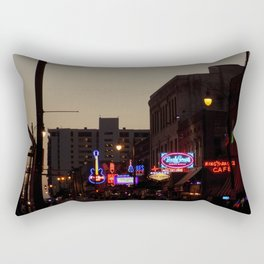 Beale Street Rectangular Pillow
