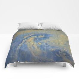 copper wave Comforters