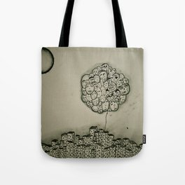 People Vs. Urban Living Tote Bag