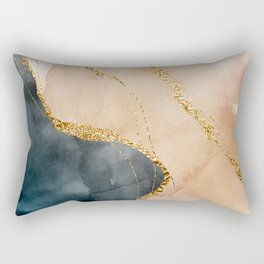Stormy days II Rectangular Pillow