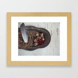 Autumn Still Life Framed Art Print