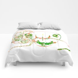 The Metamorphosis Comforters