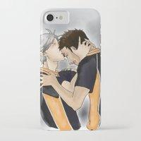 haikyuu iPhone & iPod Cases featuring Defeated Haikyuu!! by Pruoviare