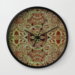 Indian Style G234 Wall Clock