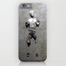 Han Solo Carbonite iPhone 6 Slim Case