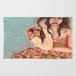 Remembering Watercolor Rug