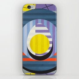 Egg - Paint iPhone Skin