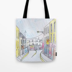 Galway's West end. Tote Bag