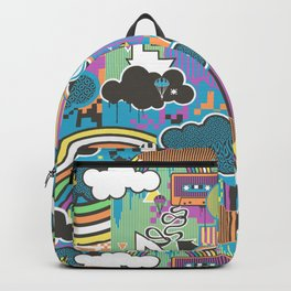 Love Robot Backpack