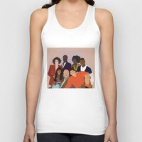 fresh prince Tank Tops featuring The Fresh Prince by Jara Montez