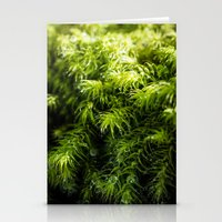 moss Stationery Cards featuring Moss by Michelle McConnell