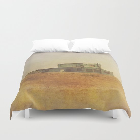 Once Upon a Time a House Duvet Cover
