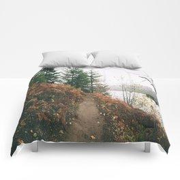 Happy Trails XVI Comforters