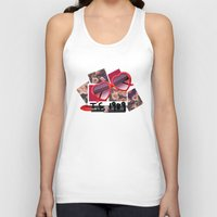 1989 Tank Tops featuring T.S. 1989 by littlestcupoftea