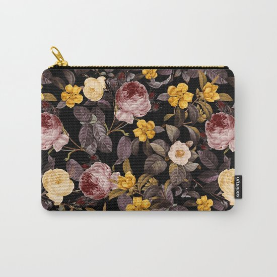 NIGHT FOREST XVI Carry-All Pouch