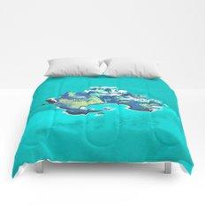 Disney's Peter Pan Neverland Comforters