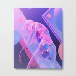 Reflect Metal Print